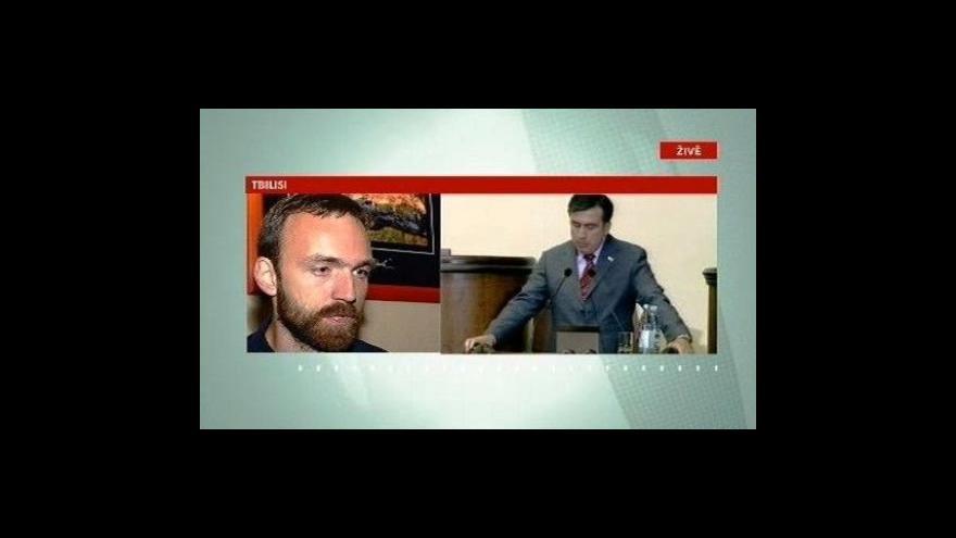Video Telefonát Slavomíra Horáka