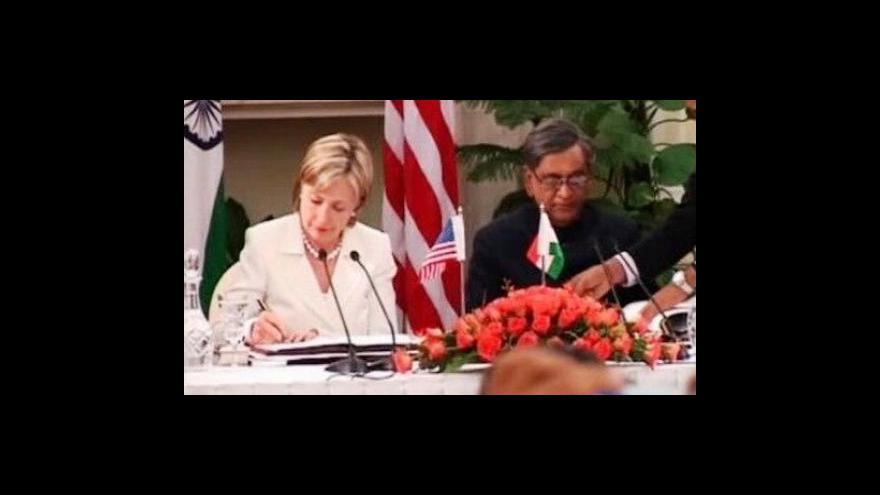 Video Indie a USA podespaly obrannou dohodu