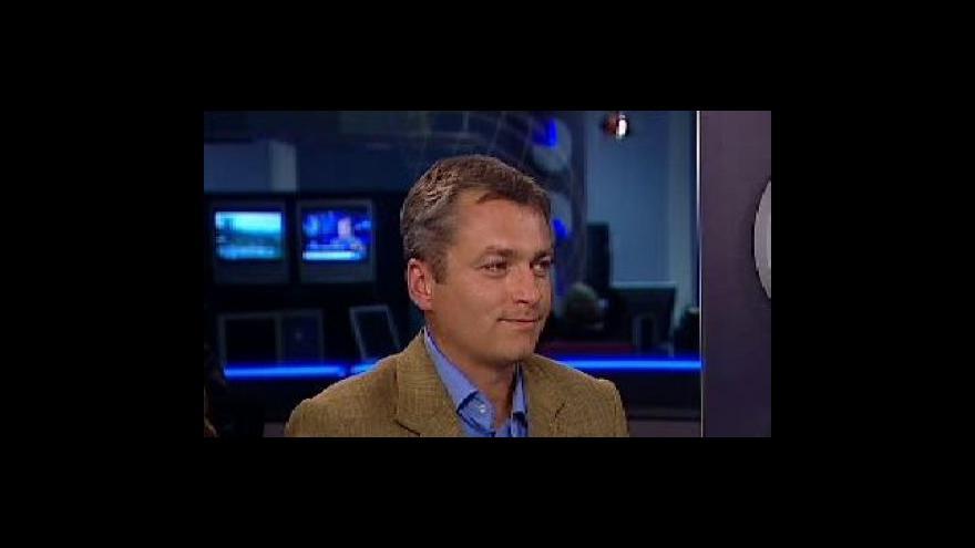 Video Rozhovor s Pavlem Douchou
