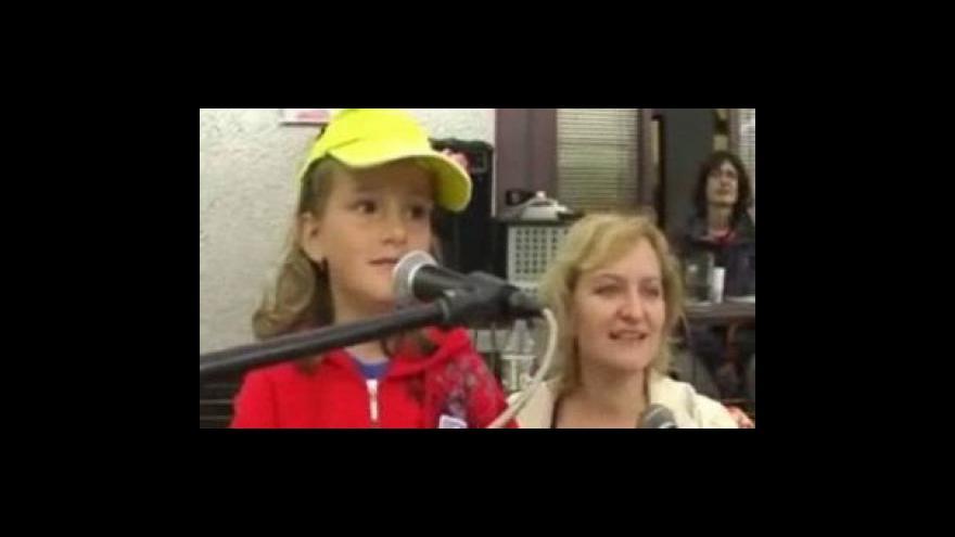 Video Reportáž Libora Bernarda