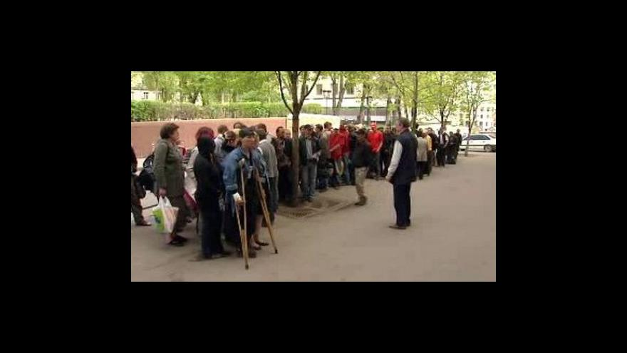 Video Nezaměstnanost na Slovensku v červnu opět rostla