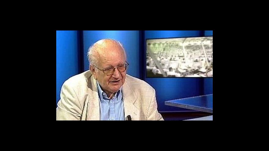 Video Rozhovor s Karlem Pacnerem