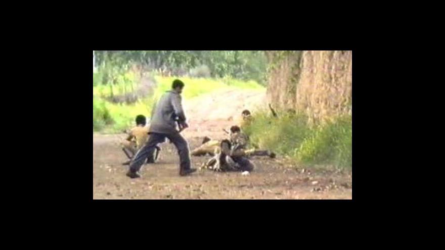 Video V Moskvě se jedná o Náhorním Karabachu