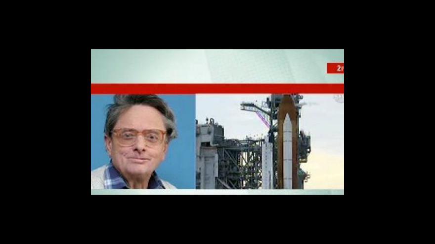 Video Rozhovor s Antonínem Vítkem ve Studiu ČT24
