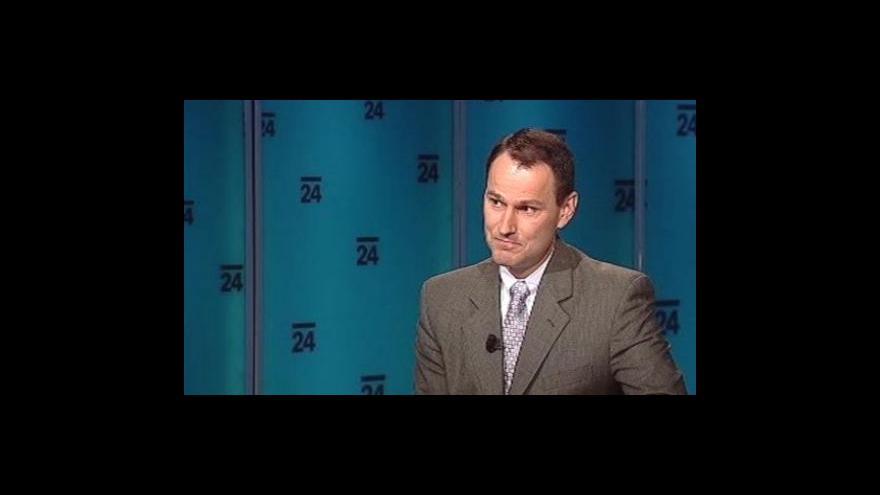 Video Novinář Eric Best hostem Událostí, komentářů