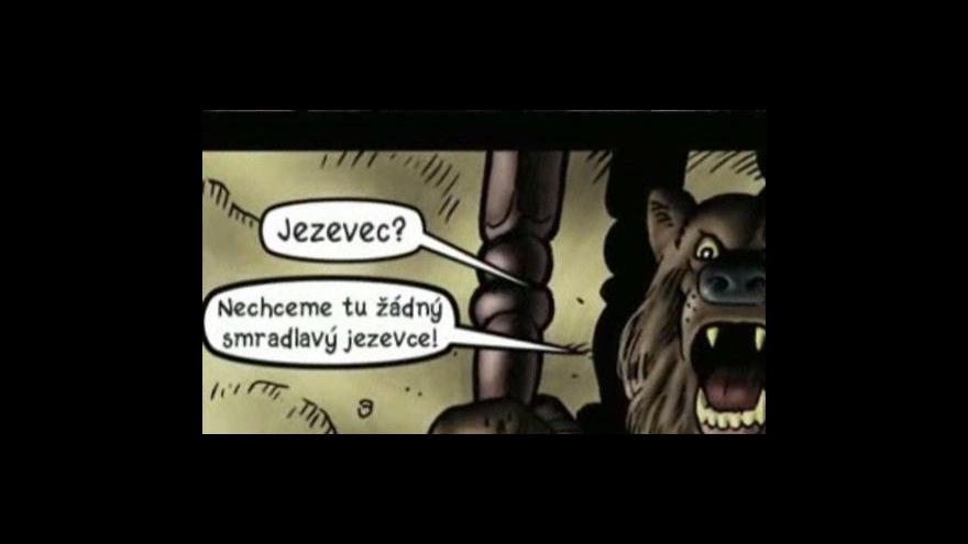 Video Rozhovor s Václavem Dortem