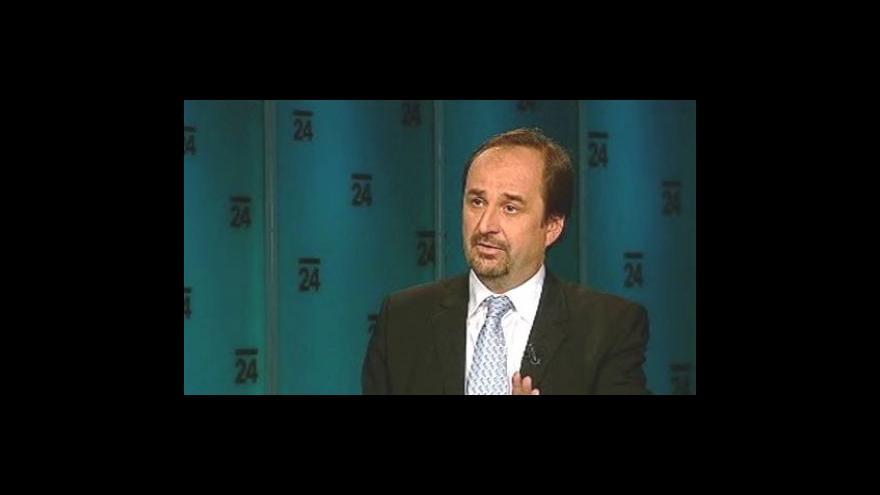 Video Jan Kohout v pořadu Události, komentáře
