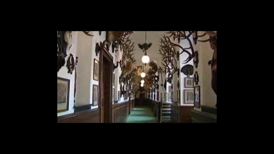 Video Oživlé památky - červenec