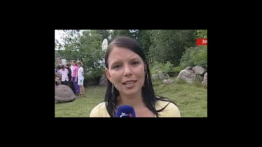 Video Vstup Veroniky Čermákové