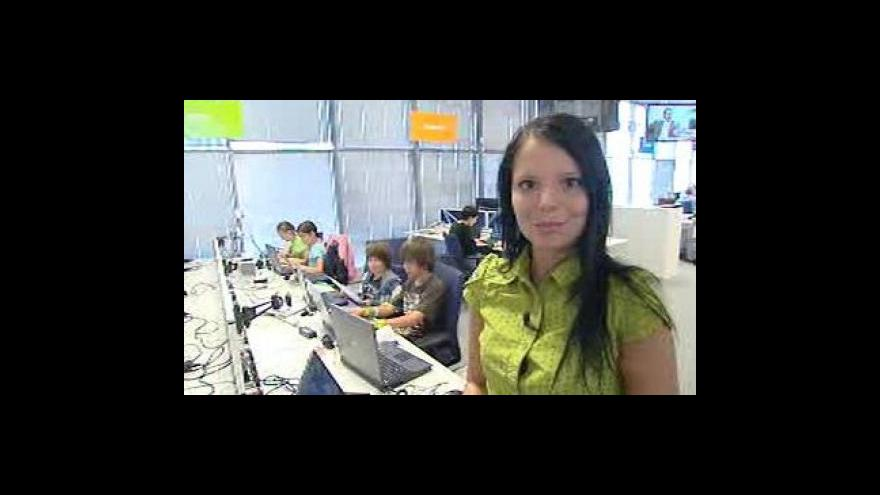 Video Reportáž Veroniky Čermákové