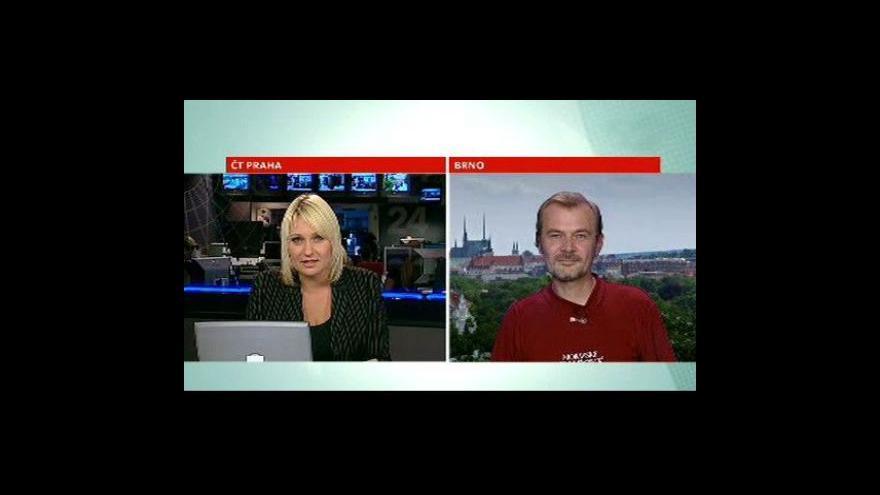 Video Vstup Juraje Flamika