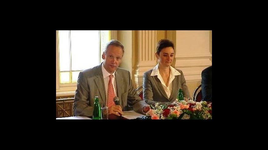 Video Lidovci zahájili spolupráci s Evropskou demokratickou stranou