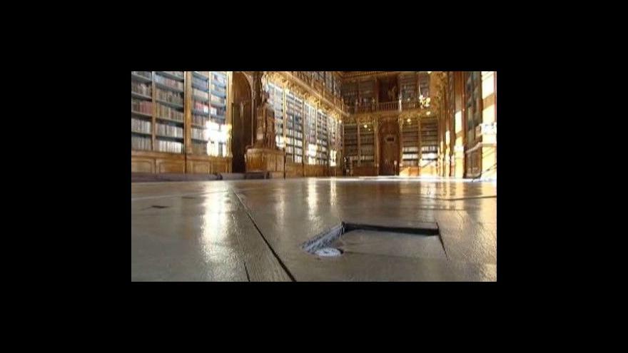 Video Vstup Lenky Drmotové ze Strahovského kláštera