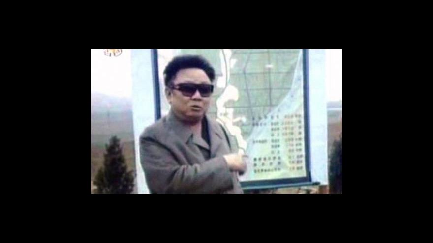 Video Kim Čong-il prý trpí rakovinou