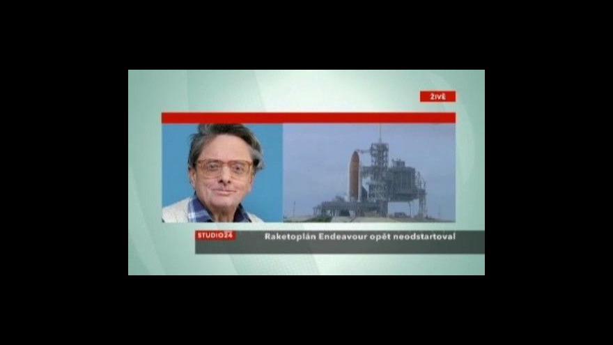 Video Antonín Vítek ve Studiu ČT24