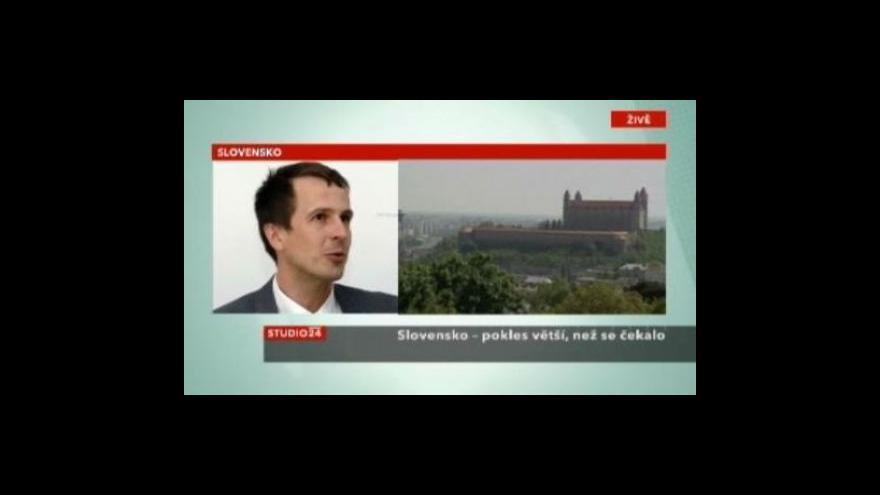 Video Rozhovor s Antonem Marcinčinem