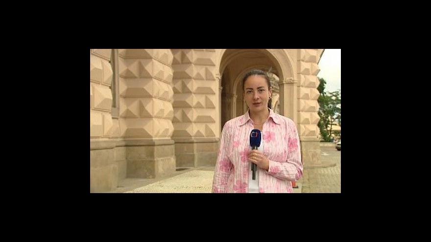 Video Reportáž Jany Čermákové a Jana Osúcha