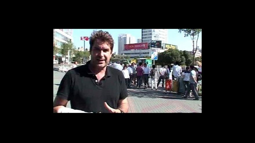 Video Reportáž Tomáše Etzlera