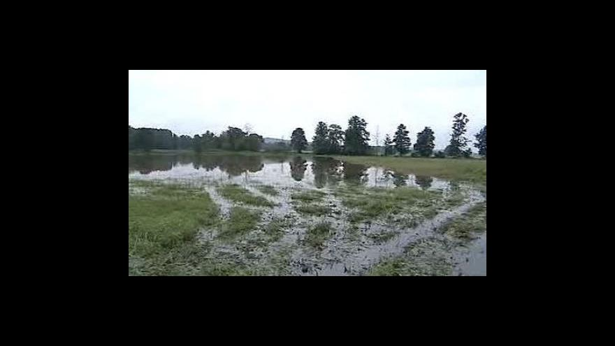 Video Situace na jihu Čech