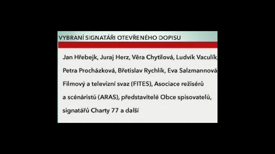 Video Reportáž Jany Čermákové a Ziny Plchové