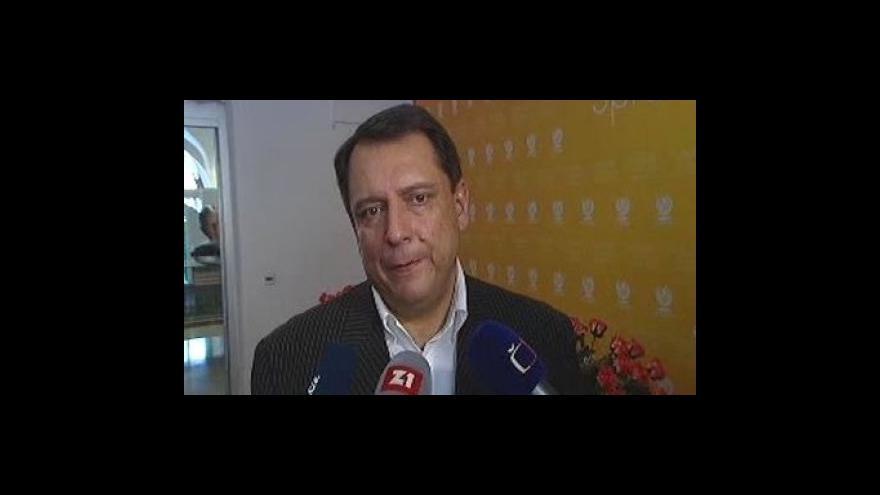 Video Reportáž Davida Borka