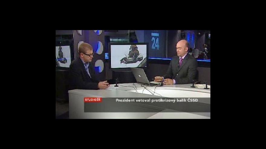 Video Rozhovor s Michalem Doktorem a Jindřichem Šídlem