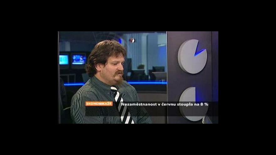 Video Komentář Petra Bartoně