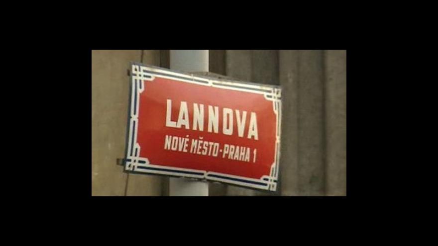 Video Reportáž Evy Davidové a Jana Šenkýře