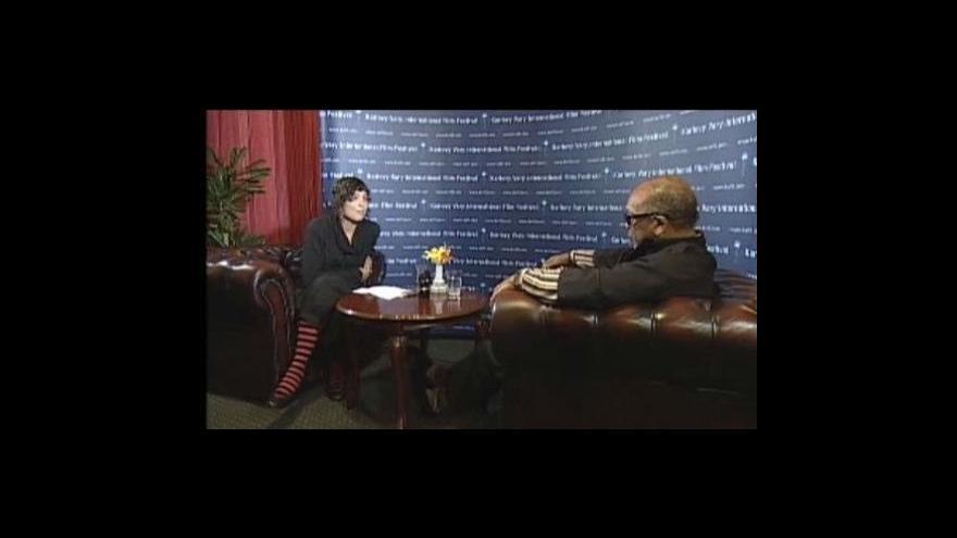 Video Rozhovor s Quincy Jonesem