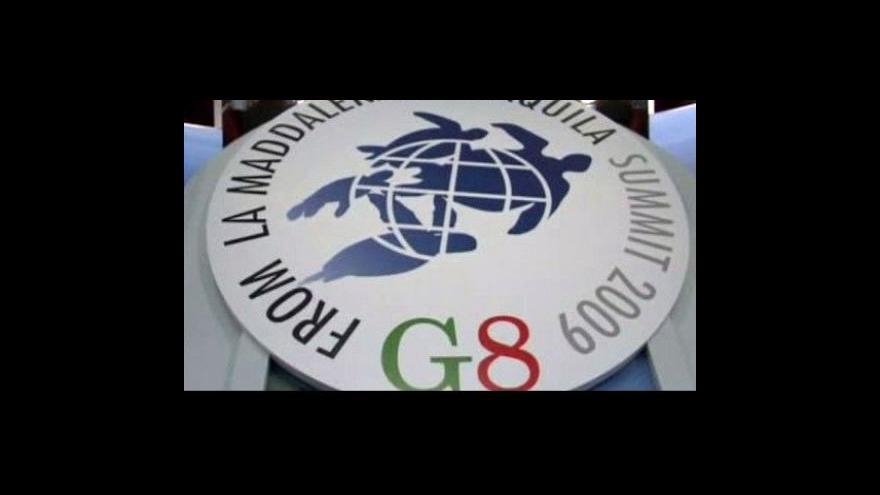 Video Protesty proti summitu G8