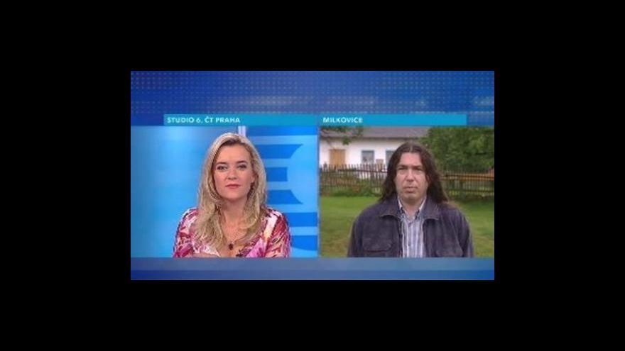 Video Rozhovor se Stanislavem Pencem