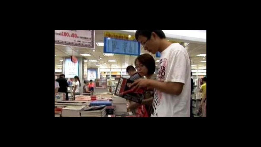 Video V Číně vydali první posmrtný životopis Michaela Jacksona