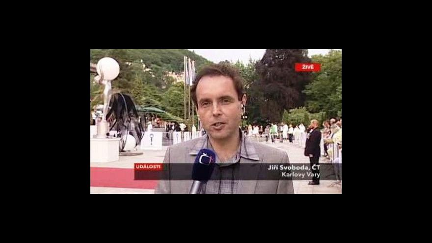 Video Vstup Jiřího Svobody