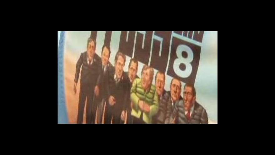 Video Summit skupiny G8 v Aquile