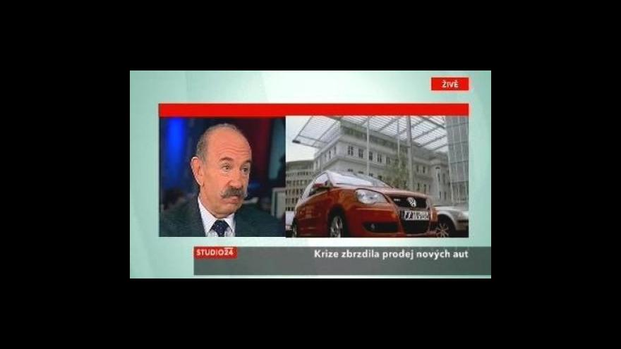 Video Rozhovor s Pavlem Tunklem