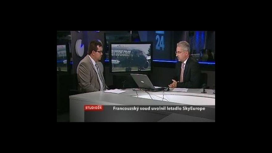 Video Rozhovor s Tomášem Hamplem