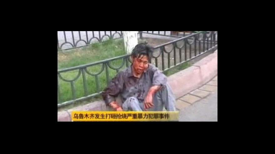 Video Nepokoje v Číně