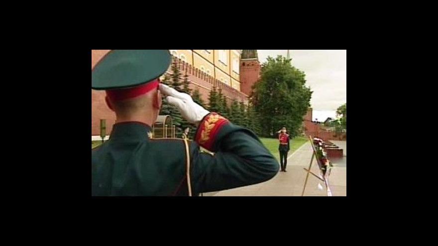 Video Reportáž a vstup Josefa Pazderky
