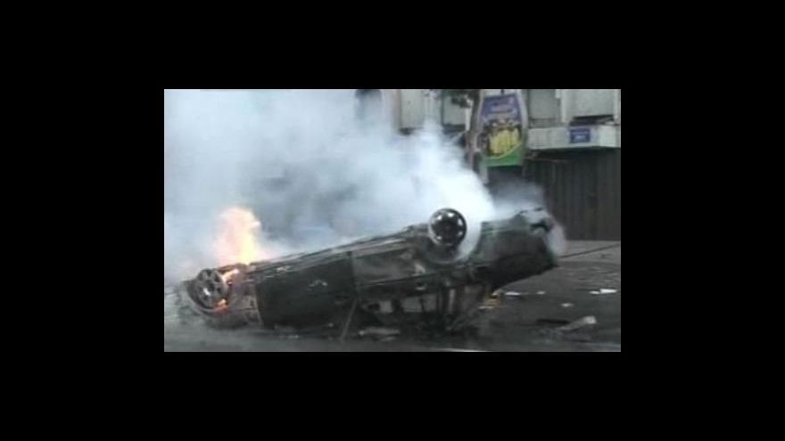 Video Nepokoje na západě Číny