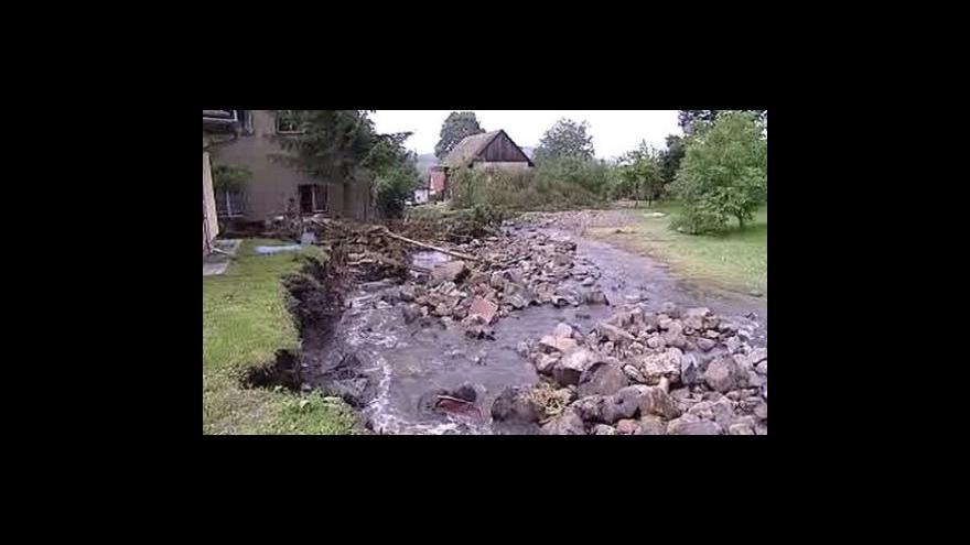 Video Reportáž Milana Brunclíka - Nový Oldřichov