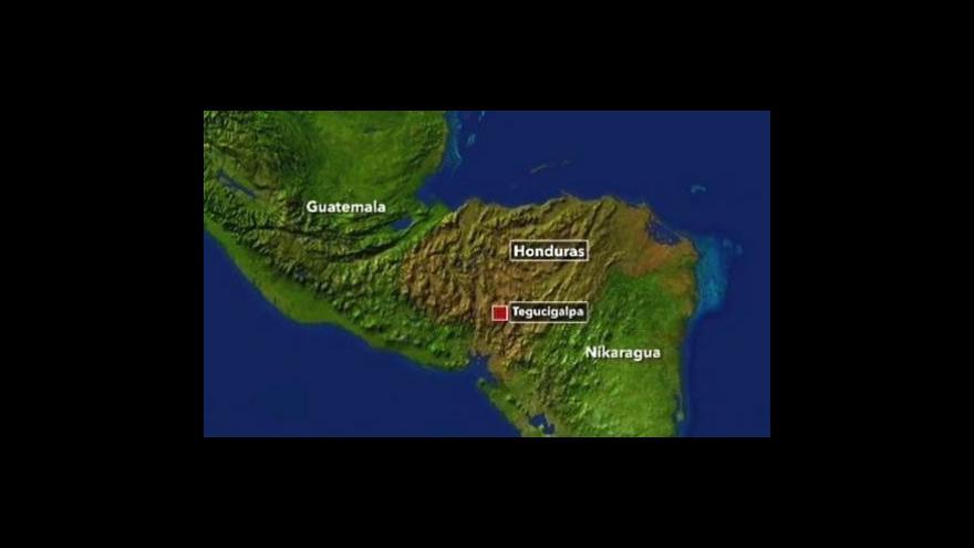 Video Situace v Hondurasu