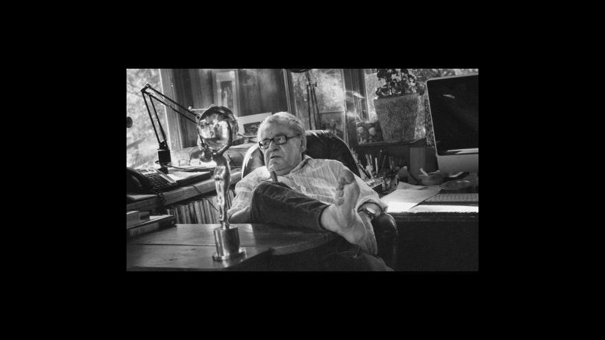 Video Rozhovor s Milošem Formanem