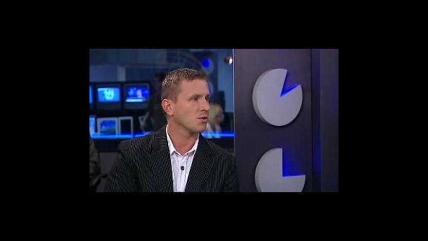 Video Rozhovor s Jiřím Svobodou