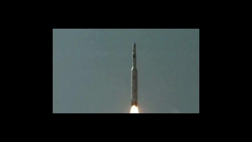 Video KLDR odpálila dalších šest raket