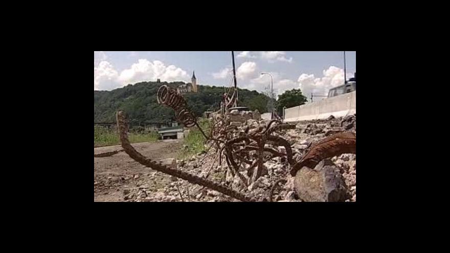 Video Reportáž a vstup Ladislava Jakuba