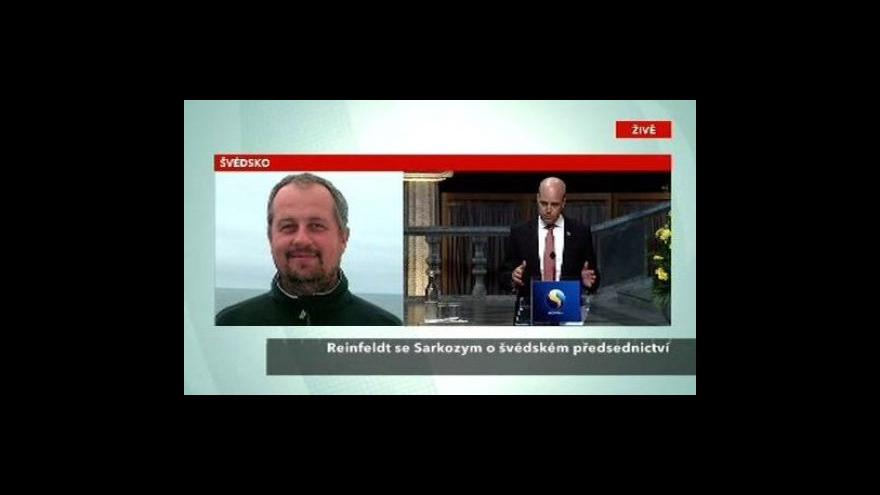 Video Telefonát Tomáše Sniegoně