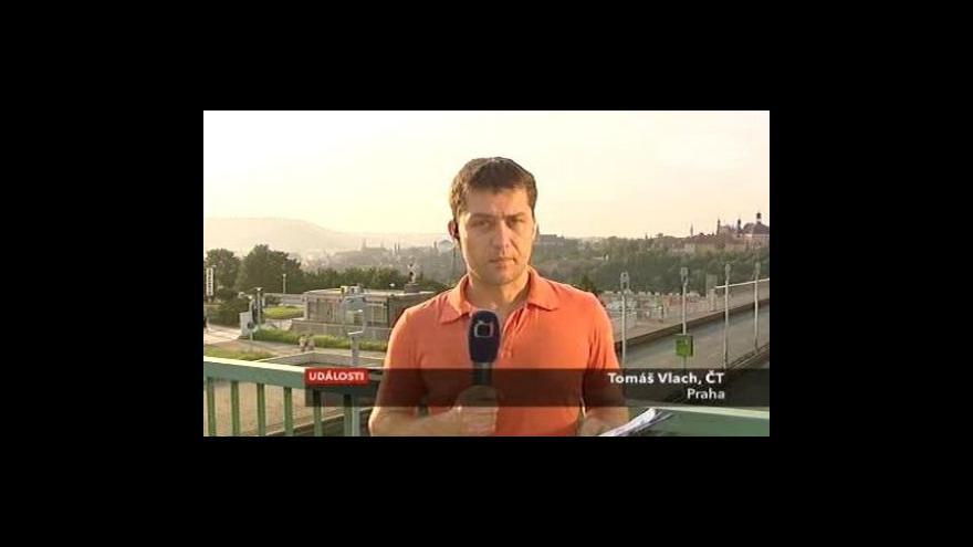 Video Vstup Tomáše Vlacha