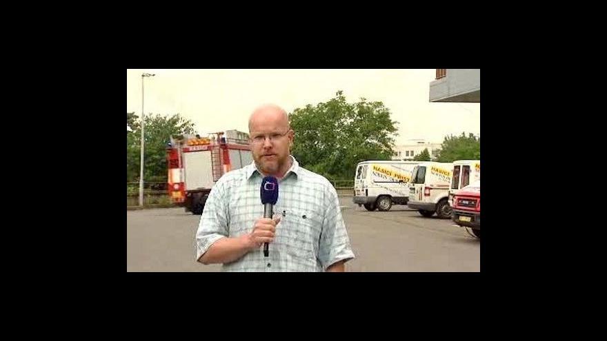 Video Aktuální povodňová situace