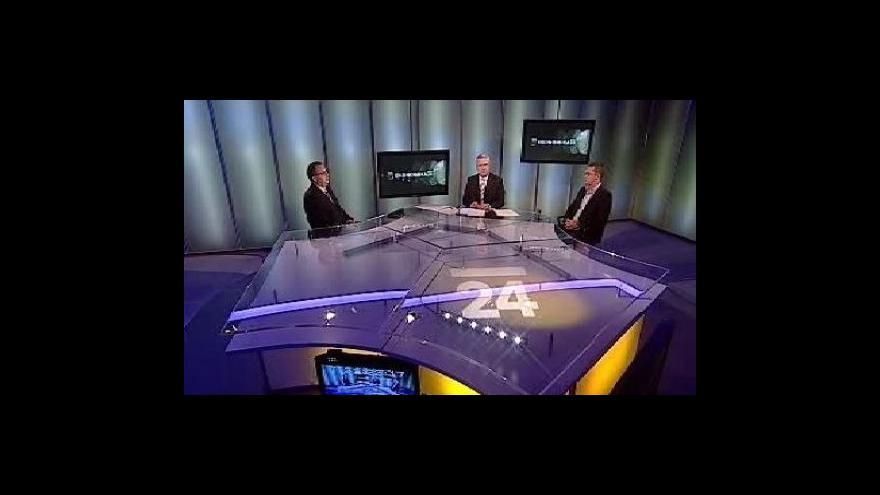 Video Rozhovor s Janem Mládkem a Liborem Hlisnikovským