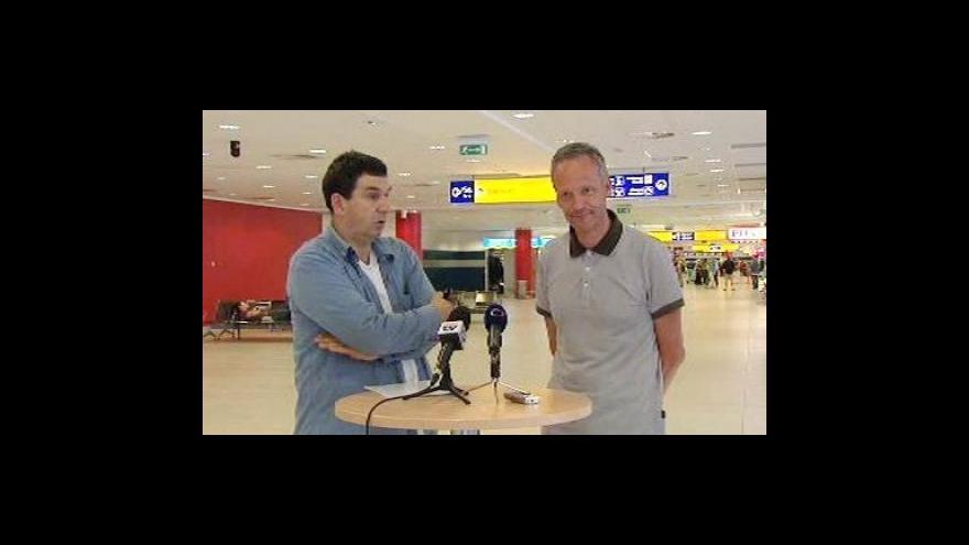 Video Brífink Cyrila Svobody
